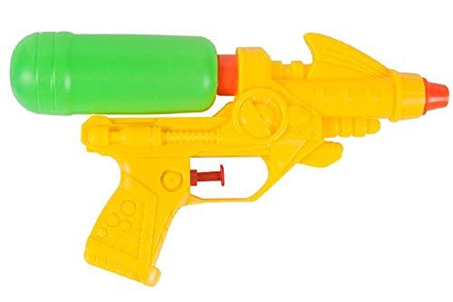TOINSA- Pistola Agua Bolsa Armas y proyectiles, Multicolor (03-6678)