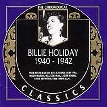 Billie Holiday 1940-1942