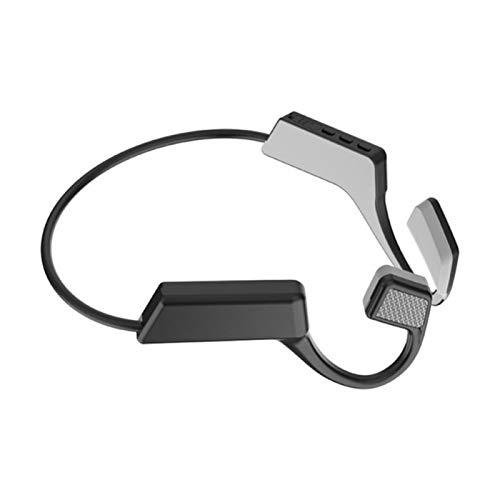 XZJJZ Auriculares deportivos inalámbricos, Bluetooth 5.0, conducción de aire, música, uso a largo plazo, no causará dolor y no caerá, apto para ocio o deportes