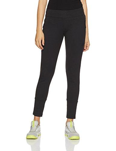 adidas Zne Slim Pantalón, Mujer, Negro, XL