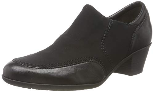 Gabor Shoes Damen Casual Pumps, Schwarz (Schwarz 57), 42 EU