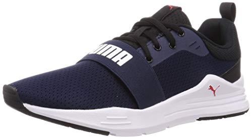 Puma Wired Run Jr, Zapatillas de Running, Assorted Colours, 38 EU