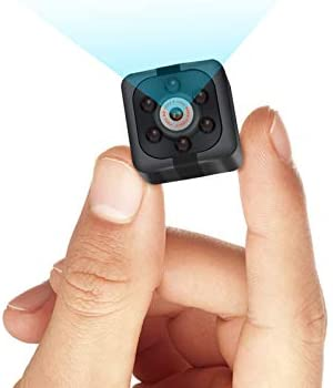 Mini Camera 1080P HD Small Home Security Surveillance Cameras Portable Tiny Cam with Night Vision product image