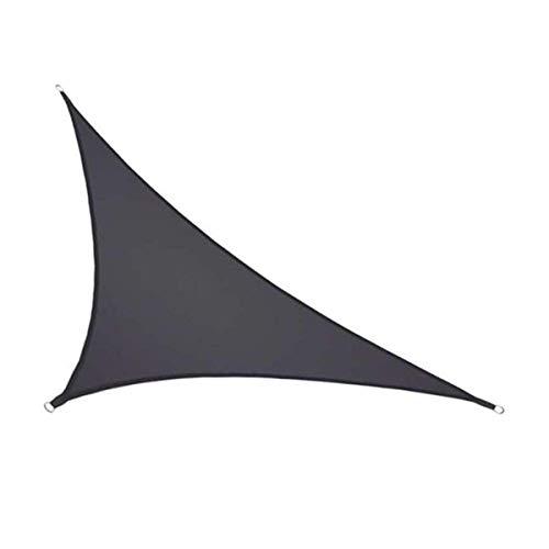 HMHMVM Bloque Cuadrado de la Vela de la sombrilla de la Vela del toldo Que bloquea el Sol para el césped del jardín del Patio al Aire Libre, Porche