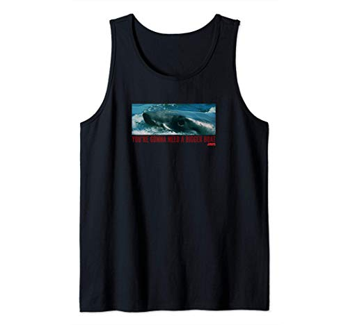 Jaws Boring Jaws You're Gonna Need A Bigger Boat Tank Top