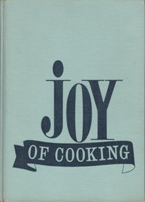 Joy of Cooking by Irma & Marion Rombauer Becker Rombauer (1975-06-03)