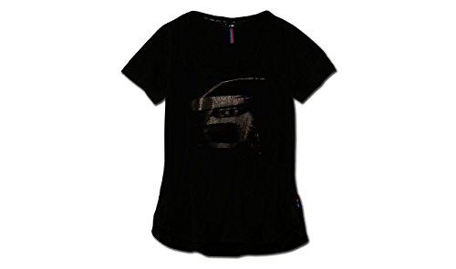BMW M Grafik T-Shirt Damen Highlight 3D-Druck (L)