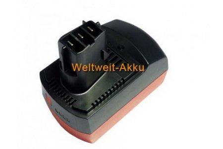14,4V Akku für METABO BSZ 14.4 Impuls,SBZ14.4 Impuls,ULA9.6-18,6.25475,6.25476