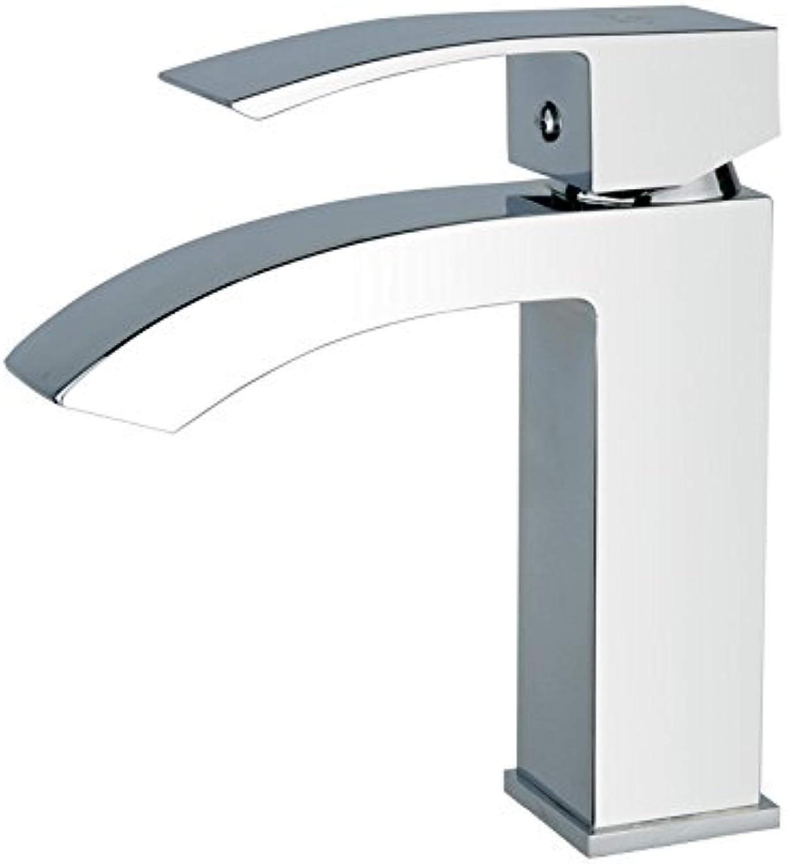 Caribou Waschtischarmatur Wasserhahn Spültisch Küche Waschtisch Waschenbecken Bad Heies und kaltes Wasser Kupfer