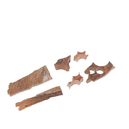 EXCEART 1 Juego de Palitos de Sándalo Natural con Aroma Ligero Palitos de Sándalo Palillo de Manchas para La Mediación de Oración de Yoga