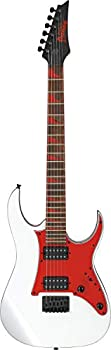 Ibanez GRG 6 String Solid-Body Electric Guitar Right White Full  GRG131DXWH