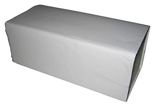 Vouwhanddoeken - 1-laags - V-vouw - 38 g/qm - natuur - 25 x 23 cm - 40 x 250 stuks - 2 kartonnen doos