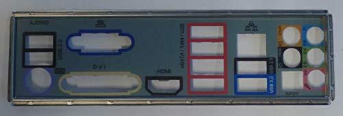 ASRock 890GM Pro3 Blende - Slotblech - IO Shield