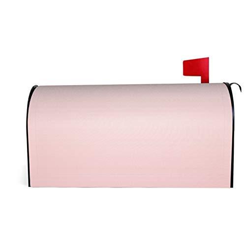 Pantone - Copertura magnetica per cassetta delle lettere con motivo a rosa, motivo sfumato, per giardino, giardino, cortile, dimensioni standard, 53 x 45 cm