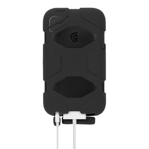 Griffin iPod Touch 5g Survivor Case (Black/Black/Black)