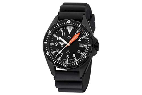 KHS Tactical Watches MissionTimer 3 | Field KHS.MTAF.DB Militär Armbanduhr