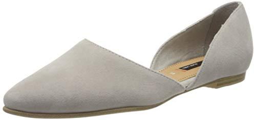 s.Oliver Damen 5-5-24200-24 Slipper, Grau (Lt Grey 210), 39