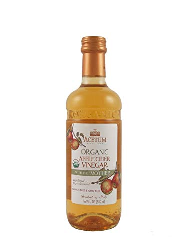 Uses of Organic Apple Cider Vinegar With Mother