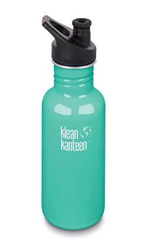 Klean Kanteen 1003177 Trinkflasche Unisex Erwachsene, Sea Crest