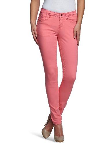 Preisvergleich Produktbild PIECES Damen Legging 17045700 / FUNKY FIVE LEGGING / FRESH PINK,  Gr. 36 / 38 (S / M),  Pink (FRESH PINK)