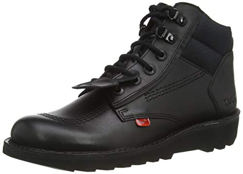 Kickers Kick Hi Flex, Zapatos de Piel Hombre
