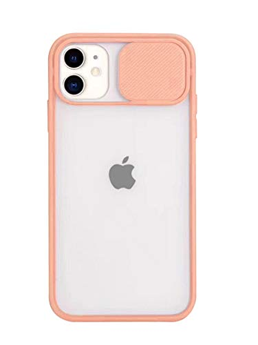 Bakicey - Carcasa para iPhone 12, protección de la cámara con funda...