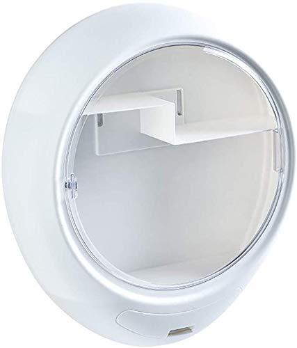 Makeup Organizer, Bathroom Wall mounted Cabinet Storage Box...