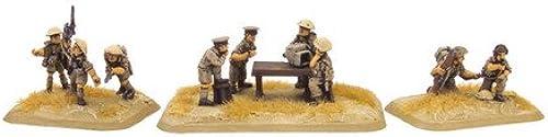 Artillery HQ 8th Army
