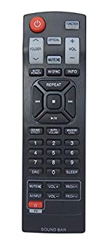 Universal Remote for Lg Sound Bar System AKB73575421 NB3530A NB3532A NB4530B NB3530ANB