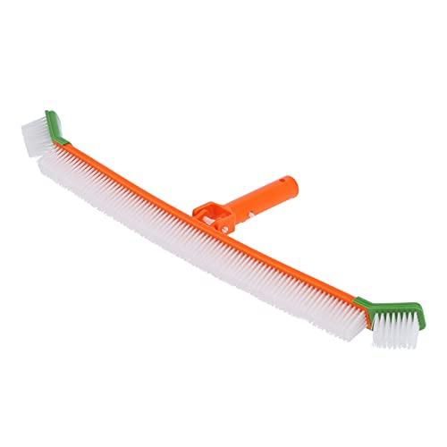 Duokon Cepillo para Piscina con Extremos Desmontables, Cepillo de Pared de Piscina de PVC ecológico