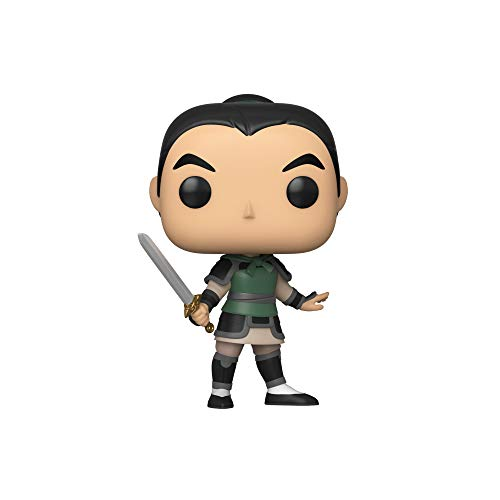 Funko- Pop Disney Mulan as Ping Collectible Toy, Multicolor