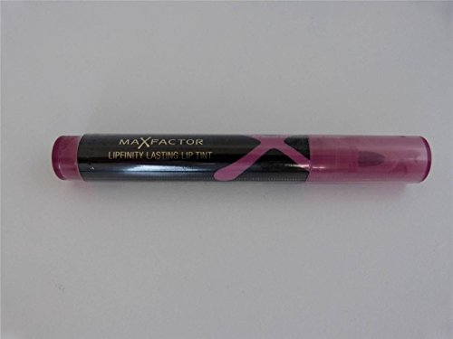 2 x Max Factor Lipfinity Lasting Lip Tint 2.5g - 02 Mystical Mauve