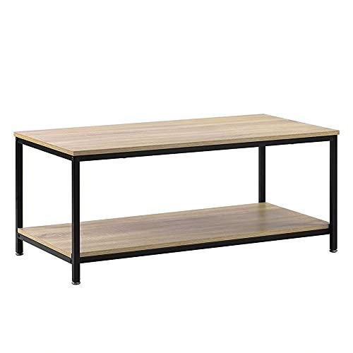 sun yoba Mesa de centro moderna de la mesa de centro del diseño moderno del marco del metal de la sala de estar