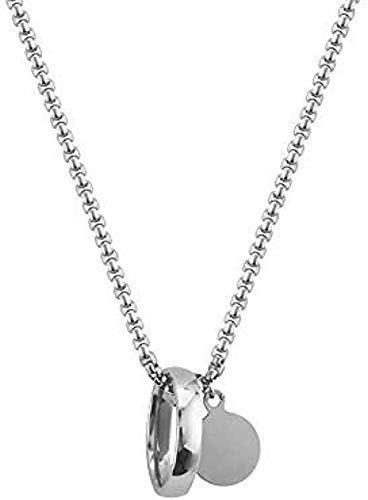BEISUOSIBYW Co.,Ltd Collar Anillo Collar Mujer Colgante Regalo