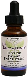 Sponsored Ad - Dr. Recommends Thyroid/Thymus/Parathyroid 1 oz by Mediral