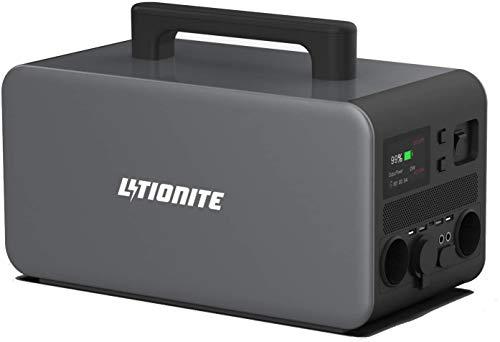 Litionite Hangar 1000W / 336.000mAh, hautes performances