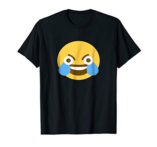 Dank Meme Open Eye Laughing Crying Emoji Funny T Shirt