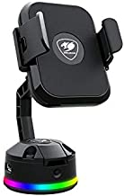 Cougar Bunker M RGB Phone Stand with QI Wireless Charging and 2 USB 2.0