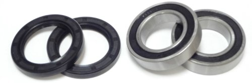 TRX300EX OEM Rear Axle Carrier Bearings and Seals Kit 1993-2009