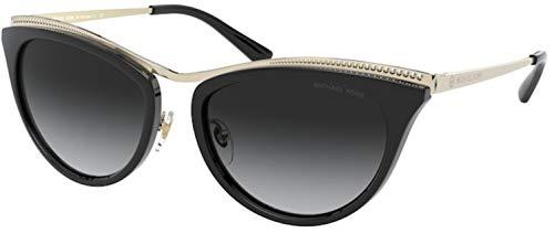 Michael Kors gafas de sol MK1065 AZUR 10148G Oro gris tamaño de 54 mm de Mujer