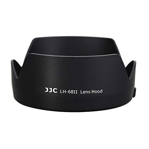 JJC LH-68II Paraluce a Forma di Fiore per Canon EF 50mm F/1.8 STM Obiettivo (Sostituisce Canon ES-68)