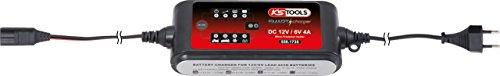 KS TOOLS - Chargeur de Batterie - 12V-6V/4A