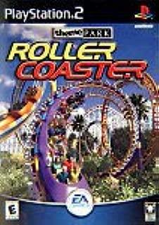 Theme Park Roller Coaster- PS2