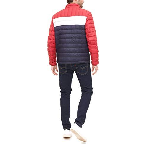 Tommy Hilfiger homme   Manteau d'extérieur en duvet  -  multicolore -