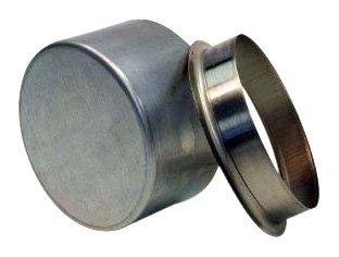 SKF 99049 Verschleißhülse SKF Speedi-Sleeve 11.99 mm ID, 15.49 mm OD, 11.99mm-12.07 mm Schaft, 8.41 mm Breite, 47,63 mm Sitzlänge, Standardversion, Edelstahl