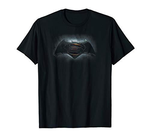 Batman v Superman Logo T Shirt