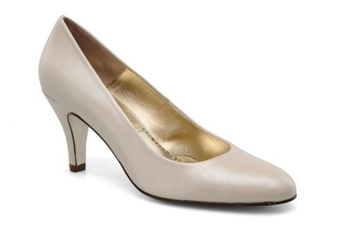 Georgia Rose , Escarpins pour femme Nacardo Ivory 7 UK