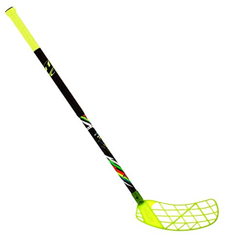 ACCUFLI Floorball Stick AirTek A70 Junior Right 32inch Yellow