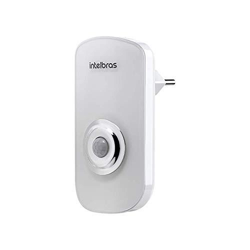 Luminária Led Com Sensor De Presença Intelbras Esi 5002 Intelbras Esi Bivoltv Branco