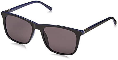 Fossil Herren FOS 3100/S Sonnenbrille, Black, 53